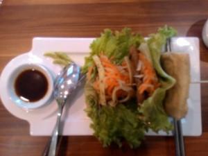 Makan Tofu Sandwich di Surabaya Barat