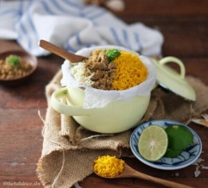 The Halal Rice