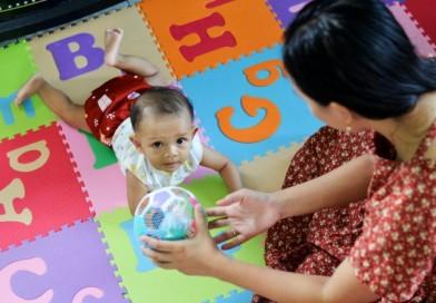 Dengan Bermain, Bayi Belajar Integritas
