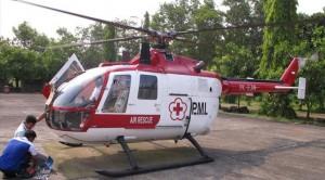 bulan dana PMI helikopter helikopter-pmi-131114a