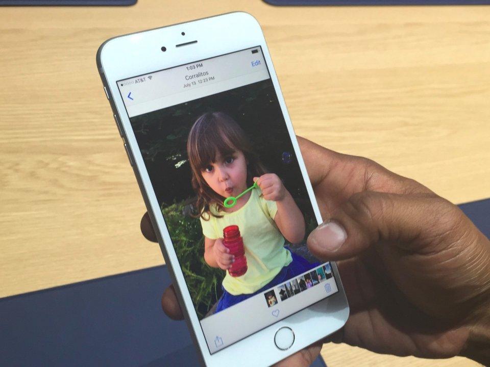 Hasil gambar yang dibidik dengan kamera iPhone. Gambar diambil dari sini.