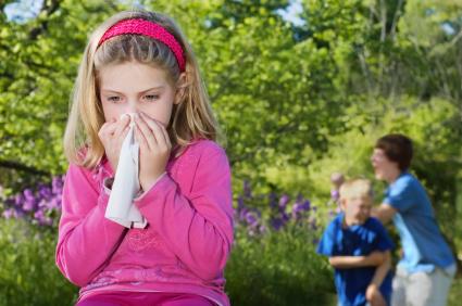 Alergi menghambat tumbuh kembang
