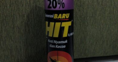 HIT obat nyamuk semprot aerosol Top Brand Award