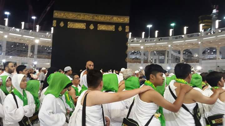Tata cara umroh Mekkah