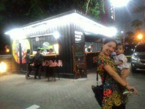 Eddy Fahmi martabak manis kue terang bulan