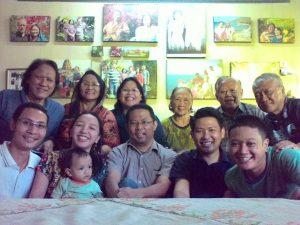 bahagiadirumah keluarga bahagia Vicky Laurentina