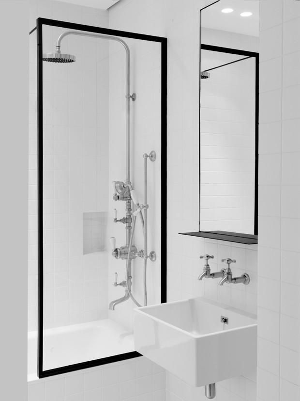 kamar mandi minimalis interior desain rumah minimalis