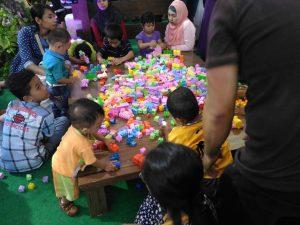 Permainan anak Lego Fidel Fahmi