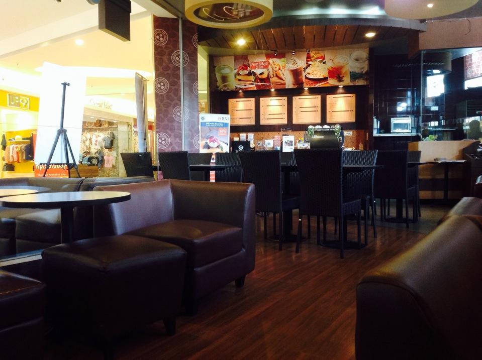 bisnis cafe supermal karawaci
