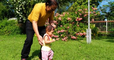eksplorasi cara mendidik anak Fidel Fahmi