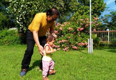 Mendidik Anak Kami Berani Eksplorasi