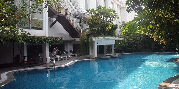 Fasilitas hotel bintang lima