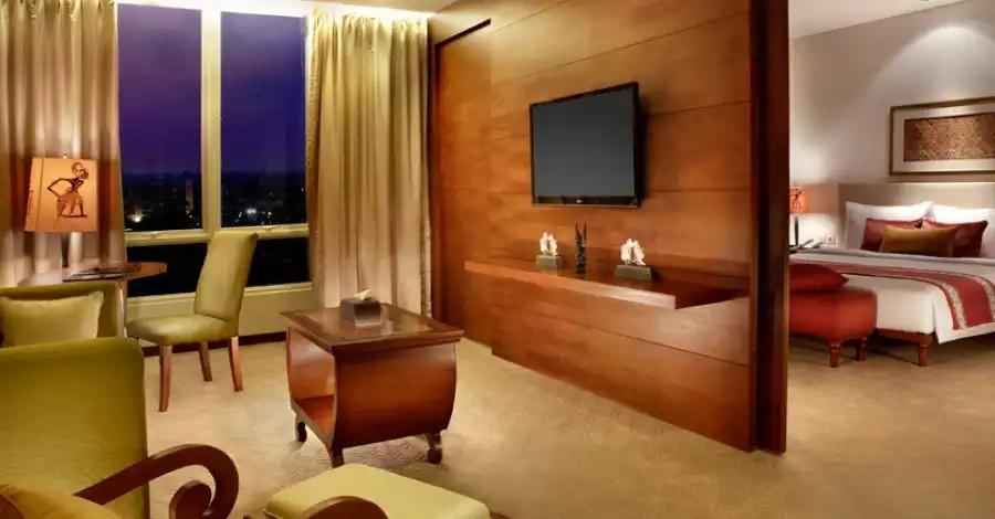 Fasilitas kamar hotel bintang lima