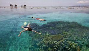 Tempat terindah di Indonesia Pulau Togean