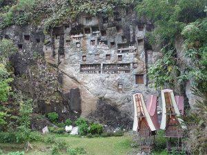 Tempat terindah di Indonesia Tana Toraja