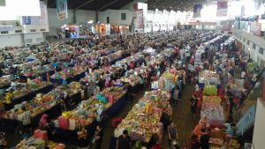 Big Bad Wolf Book Sale beli buku impor