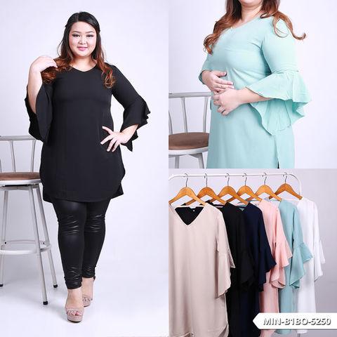 baju untuk wanita gemuk