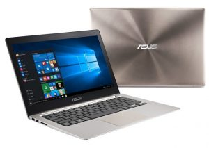 model laptop ASUS VivoBook Pro N552VX