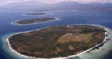 Melancong ke Lombok Utara