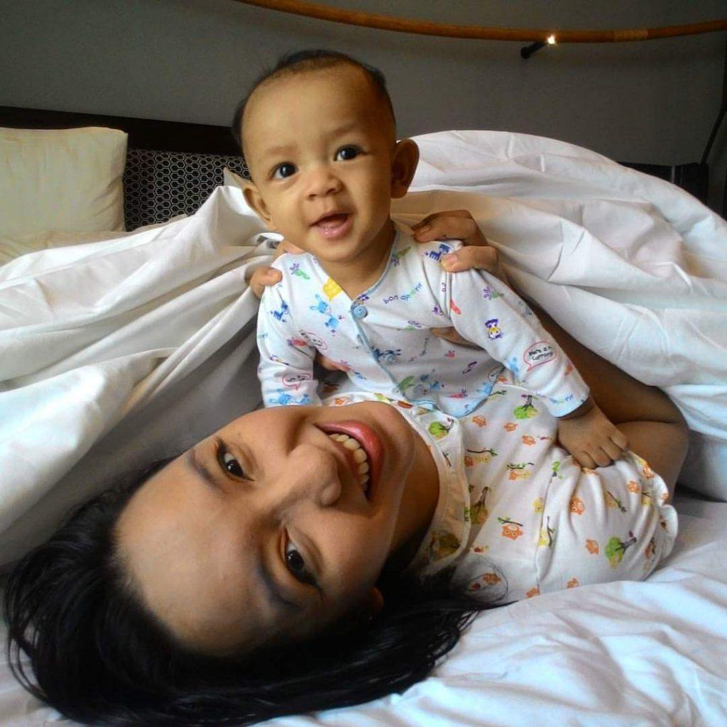 Save the Children bayi sehat