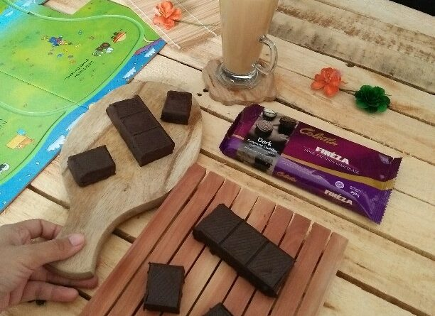 Compound chocolate dari cokelat Colatta