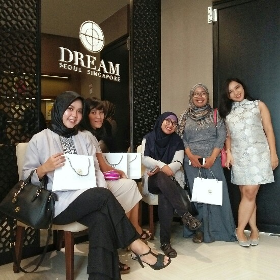 Beauty blogger Surabaya di Puro Clinic Surabaya, Indonesia