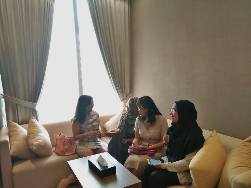 Beauty blogger Surabaya di Puro Clinic Surabaya