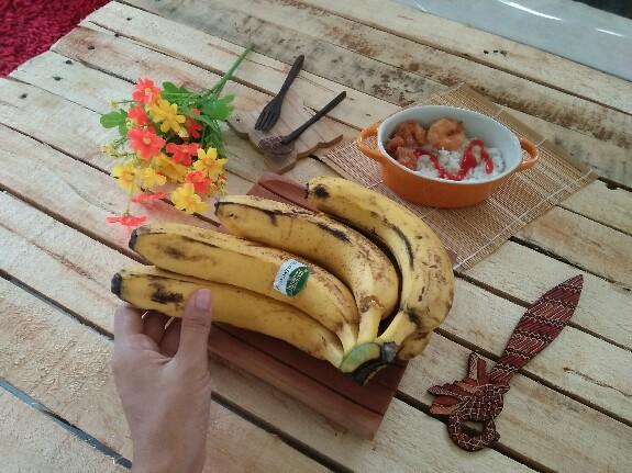 Buah pisang Sunpride