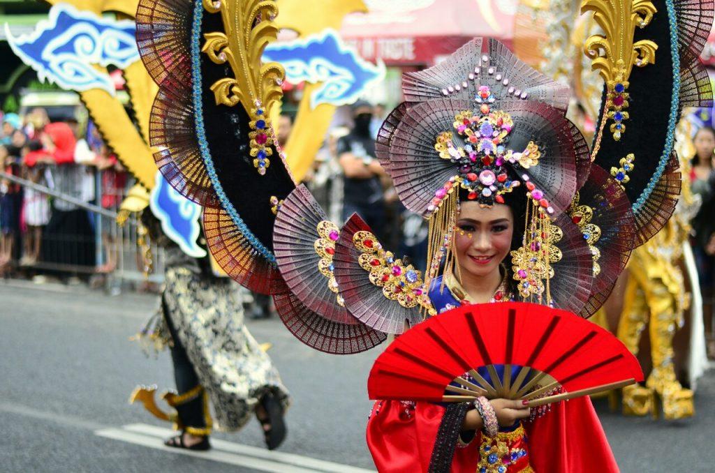 Foto Jember Fashion Carnaval 2018