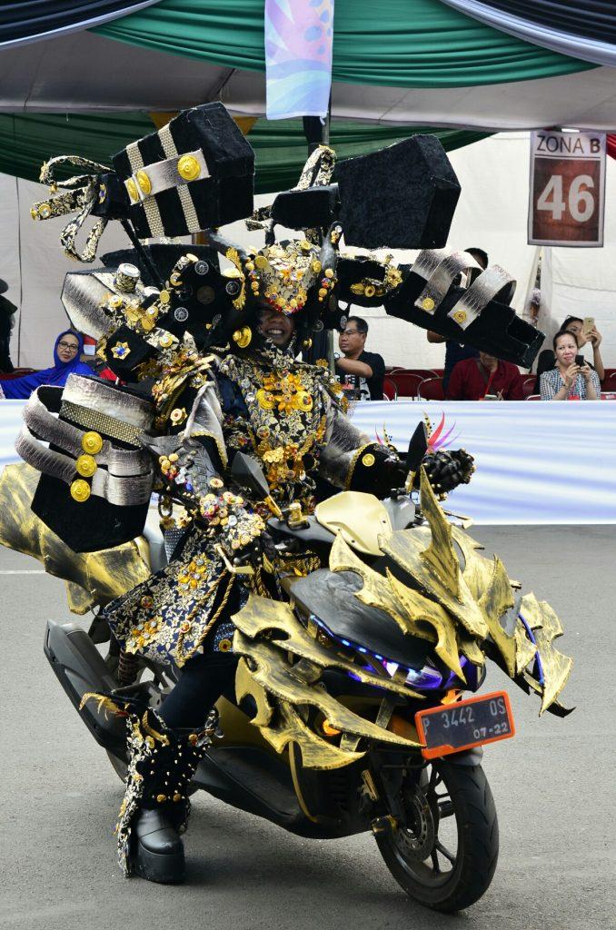 Kostum Jember Fashion Carnaval