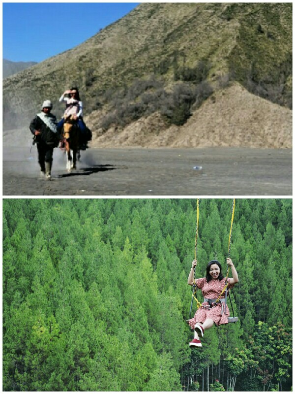 Wonderful Indonesia: Bromo and The Lodge Maribaya