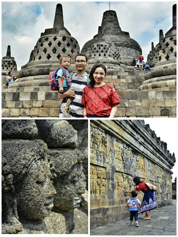 Wonderful Indonesia - Candi Borobudur tour