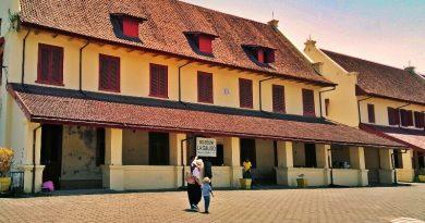 tempat wisata di Makassar: Fort Rotterdam