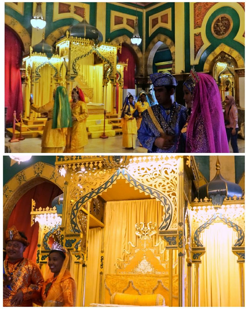 asal usul istana Maimun