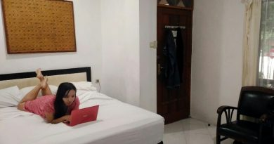 Sejuk Rindang di Hotel Paku Mas Jogja