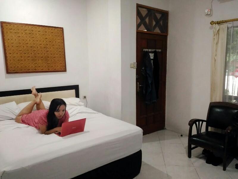 Hotel Paku Mas Jogja, hotel bintang 3 di Jogja