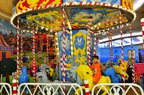 tempat hiburan anak di Surabaya Miniapolis