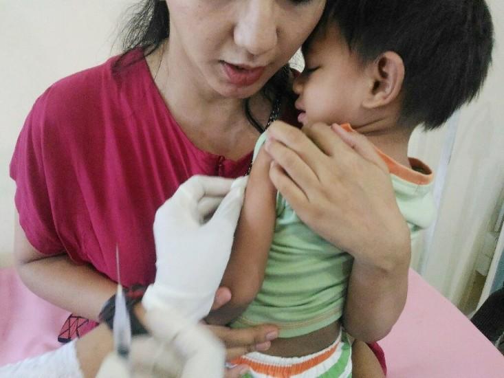 kandungan vaksin MR