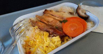 Menu Air Asia