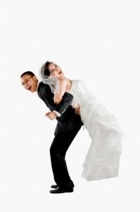 Vicky Laurentina Eddy Fahmi Get Married