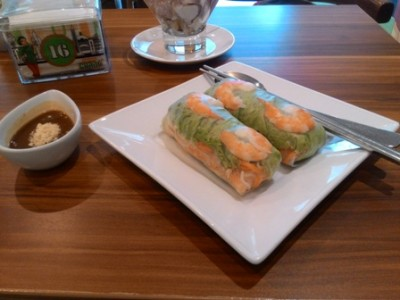 Madame Chang's Roll, Rp 31k
