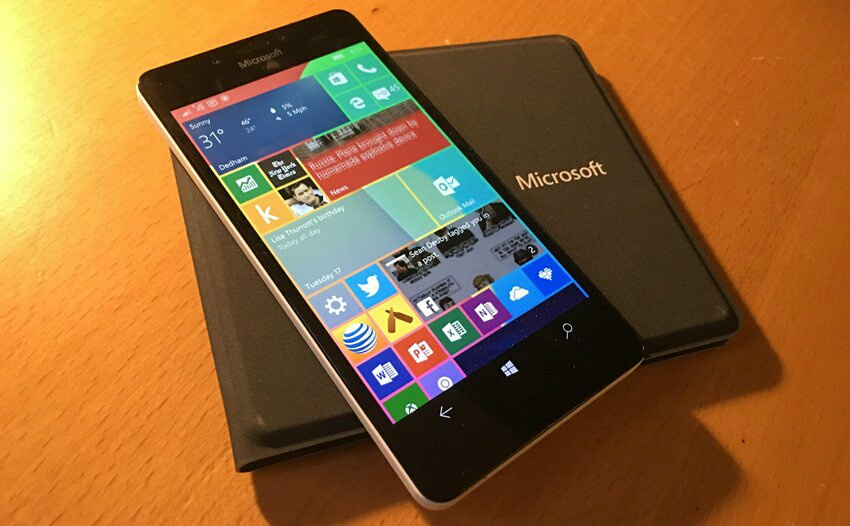 Windows Phone smartphone terbaik