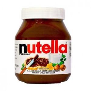 Nutella untuk peluang usaha