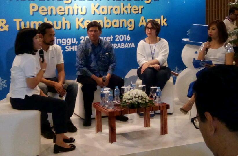 Ayah anak PT Nestle Indonesia