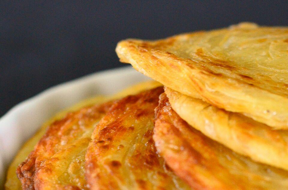 Roti maryam roti canai