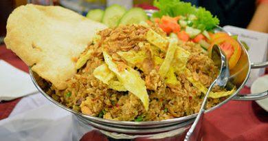 Nasi goreng jancuk Surabaya Plaza Hotel Eddy Fahmi