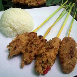 Aneka resep masakan sate ayam Eddy Fahmi