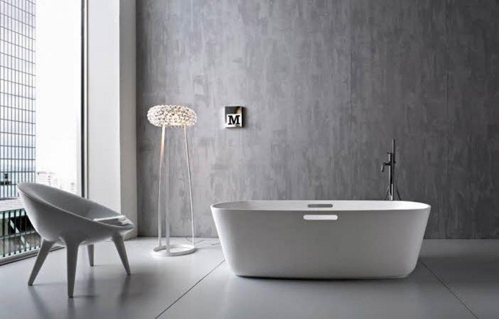 Desain interior kamar mandi minimalis