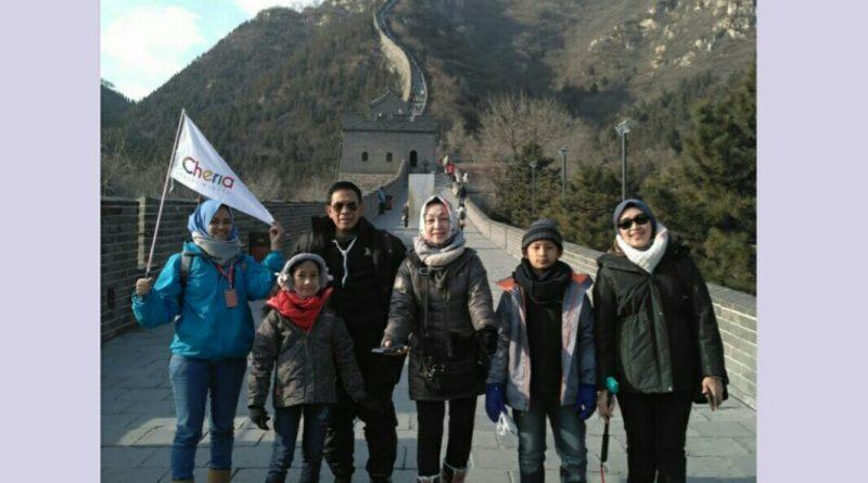 Laris manis bisnis wisata halal