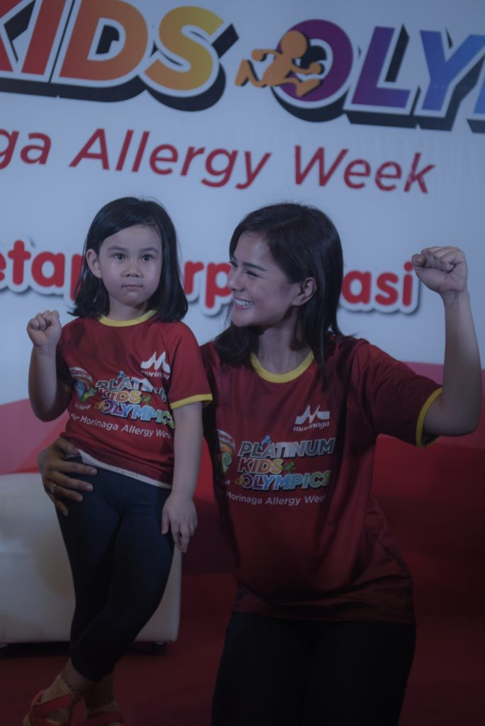 Anabel dan Astrid Tiar Brand Ambassador Morinaga Specialties - 1